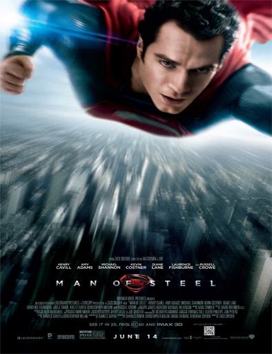 Poster de Man of Steel (El hombre de acero)