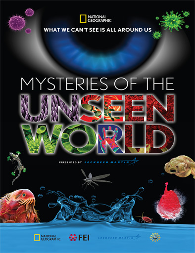 Poster de Mysteries of the Unseen World
