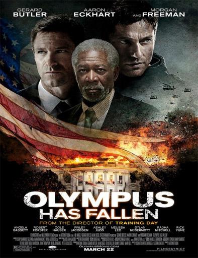 Poster de Olympus Has Fallen (Objetivo La Casa Blanca)