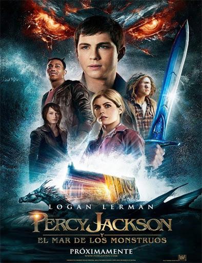Poster de Percy Jackson y el mar de los monstruos