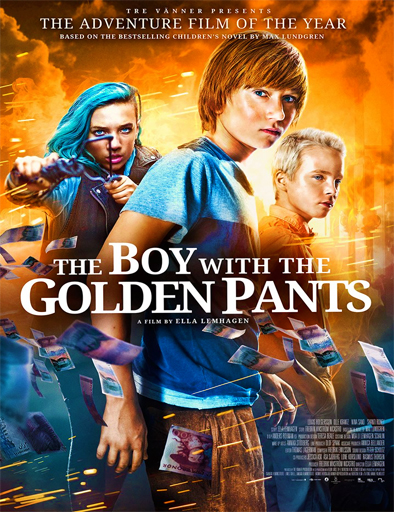 Ver Pojken med guldbyxorna (The Boy with the Golden Pants) (2014) online