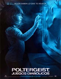 Poster mediano de Poltergeist (Juegos Diabólicos)