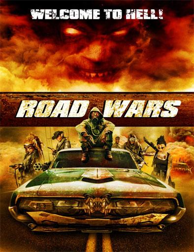 Poster de Road Wars
