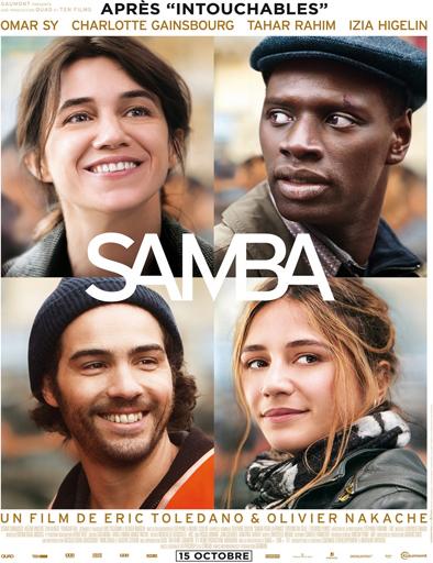 Poster de Samba