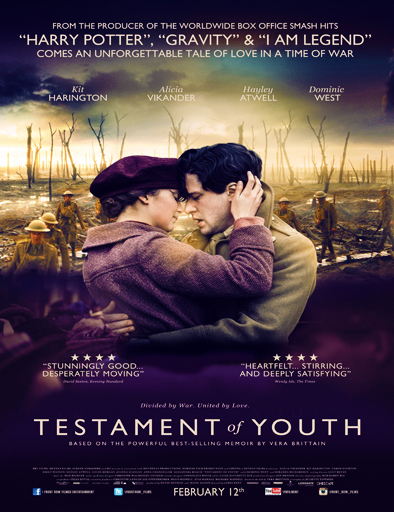Testament of Youth (Testamento de juventud)