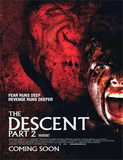 El descenso 2 (The Descent: Part 2)