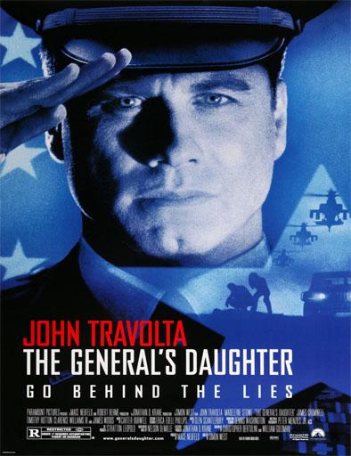 Poster de La hija del general