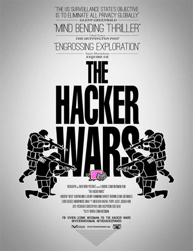 Poster de The Hacker Wars