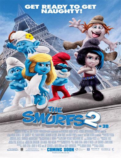 Poster de The Smurfs 2 (Los Pitufos 2)