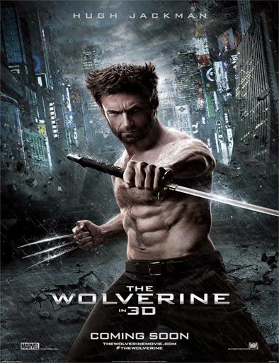 Poster de The Wolverine (Lobezno inmortal)