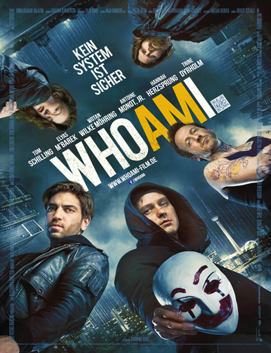 Poster de Who Am I - Kein System ist sicher