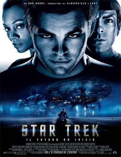 Poster de Star Trek - El futuro comienza