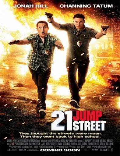 21 Jump Street (Comando especial)