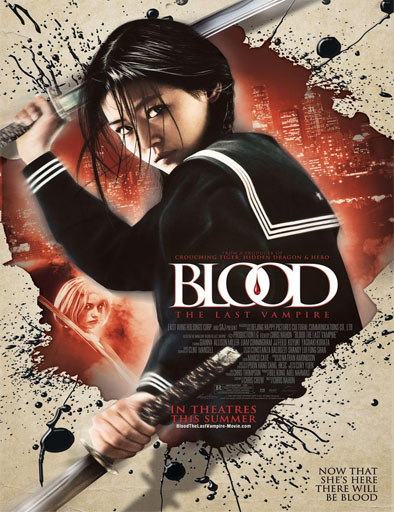 blood-the-last-vampire-2009 capitulos completos