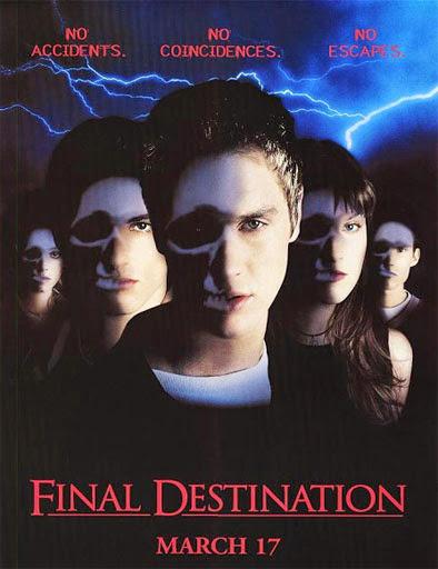 Poster de Final Destination (Destino Final)