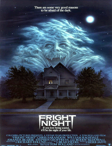 Poster de Fright Night de 1985