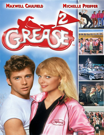 Poster de Grease 2 (Brillantina 2)