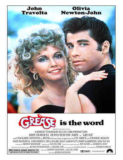 Poster de Grease (Brillantina)