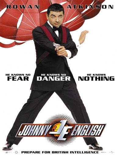 Poster de Johnny English