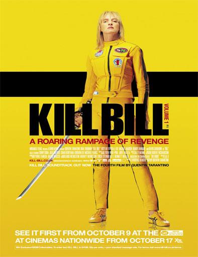 Poster de Kill Bill: La venganza, volúmen 1