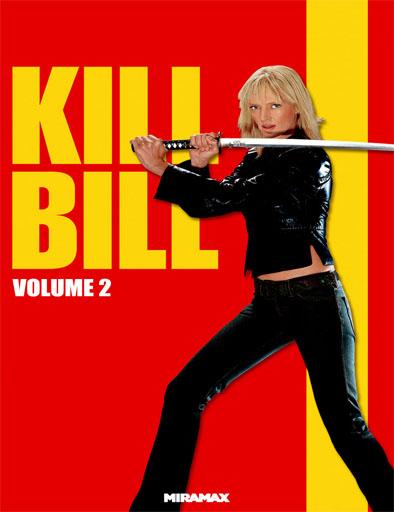 Poster de Kill Bill: La venganza, volúmen 2