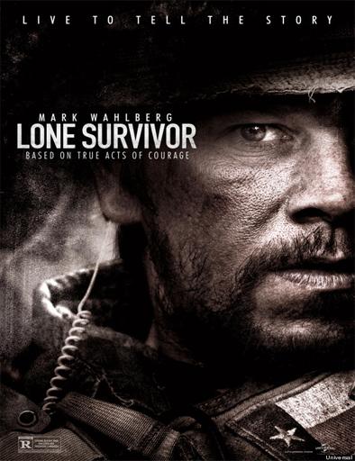 Poster de Lone Survivor (El único superviviente)