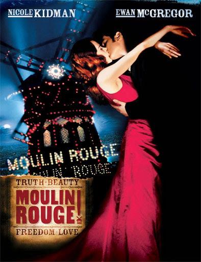 Poster de Moulin Rouge!