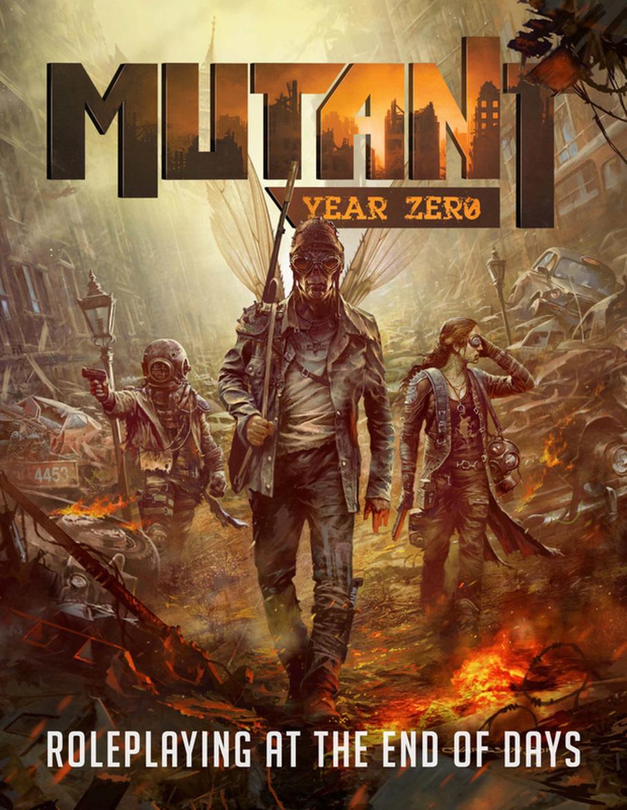 Poster de Mutant World