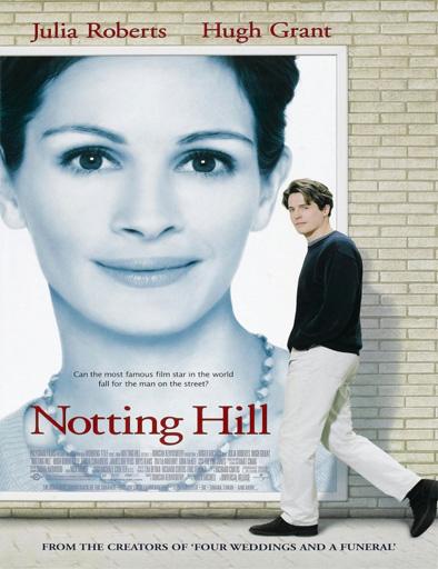 Poster de Un lugar llamado Notting Hill