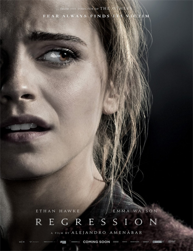 Poster de Regression (Regresión)