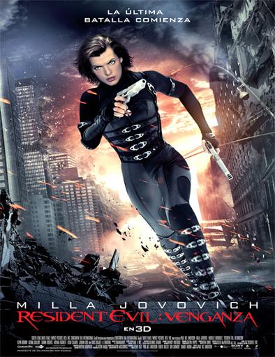 Poster de Resident Evil 5