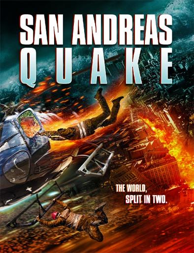 San Andreas Quake Pelicula Completa Online HD DVD [MEGA] [LATINO] 2015