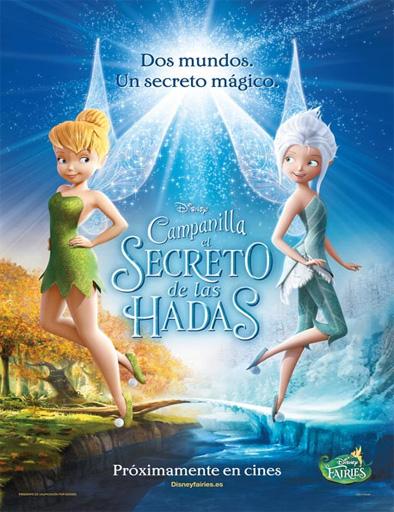 Poster de Campanilla: El secreto de las hadas