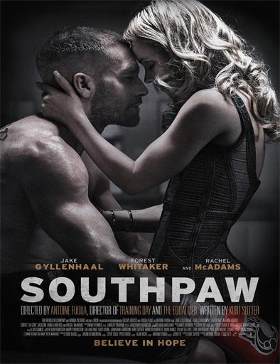 Poster de Southpaw (Revancha)