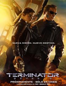 Poster mediano de Terminator 5: Génesis