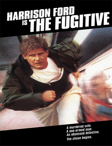 Poster de The Fugitive (El fugitivo)
