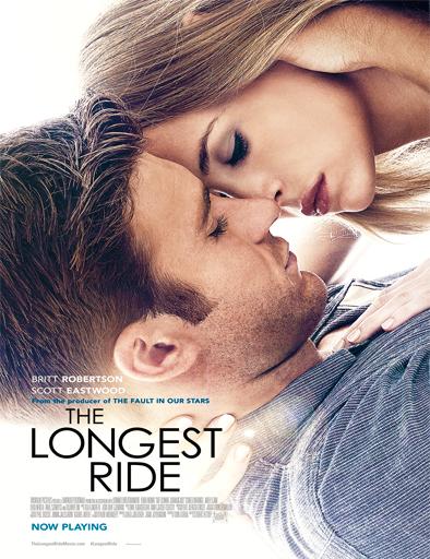 Poster de The Longest Ride (El viaje más largo)