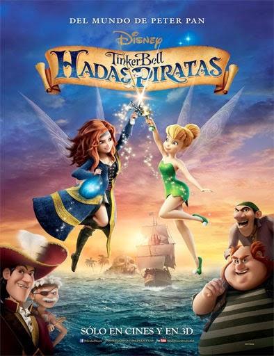 Poster de The Pirate Fairy (Campanilla Hadas y piratas)