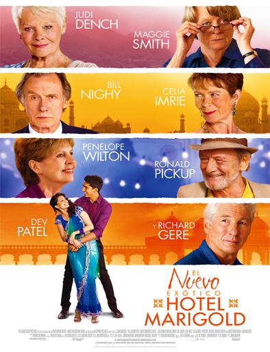 Poster de El exótico Hotel Marigold 2