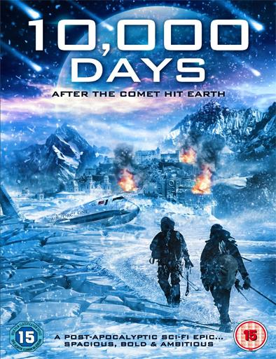 Poster de 10,000 Days
