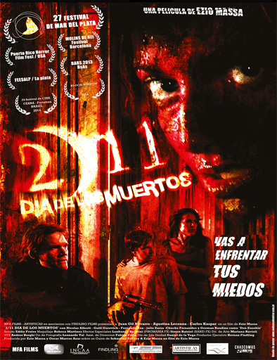 Poster de 2/11: Día de los Muertos