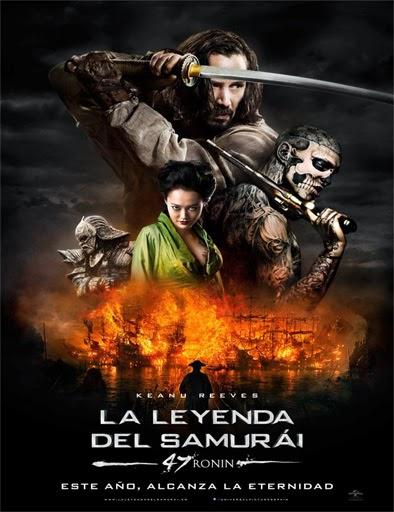 Poster de 47 Ronin (La leyenda del samurái)
