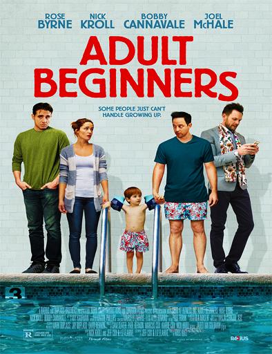 Poster de Adult Beginners