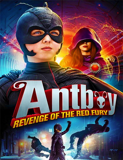 Poster de Antboy: Revenge of the Red Fury