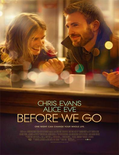 Poster de Before We Go