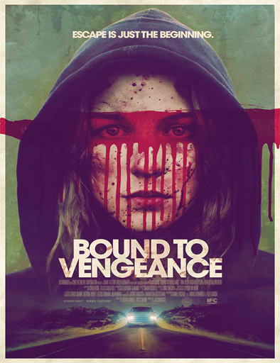 Poster de Bound to Vengeance