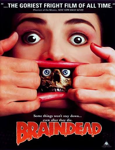 Poster de Braindead (Tu madre se ha comido a mi perro)