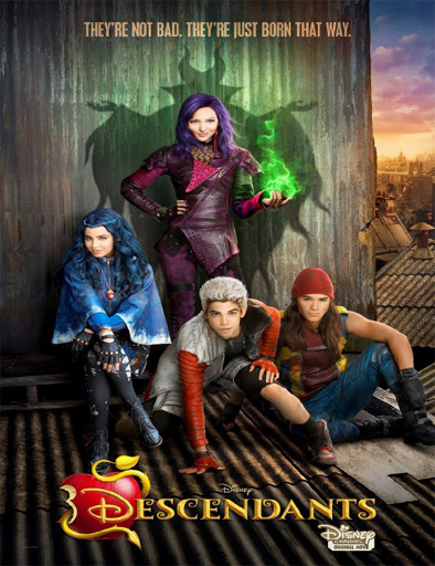 Los descendientes (Descendants)