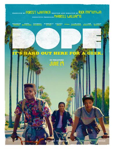Poster de Dope