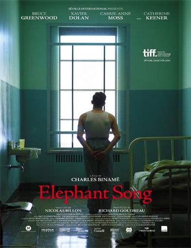 Poster de Elephant Song